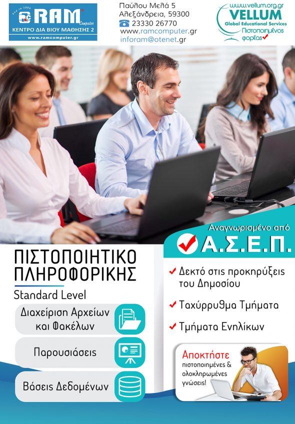 ΑΣΕΠ Υπολογιστές 2